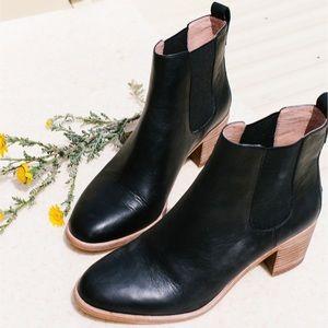 Madewell Frankie Chealsea boots